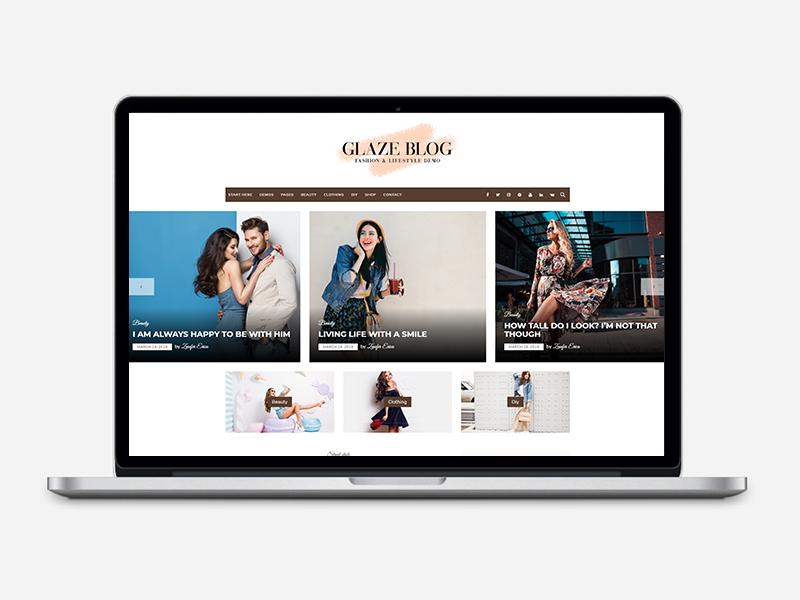 Glaze Blog 1